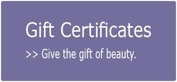Derma Gift Certificates