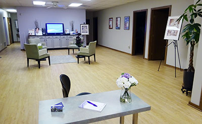 Inside Derma Medical Spa Highland, Indiana